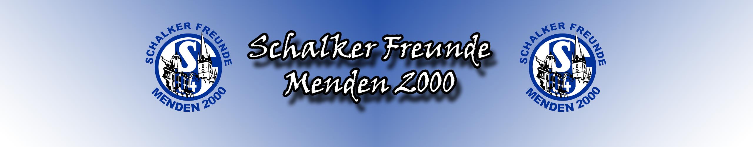 Schalker Freunde Menden 2000